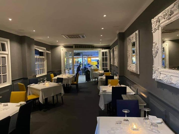 Indulge yourself to a romantic dinner
